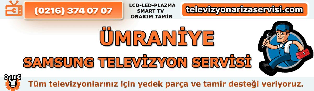 Ümraniye Samsung Televizyon Servisi | 0216 374 07 07