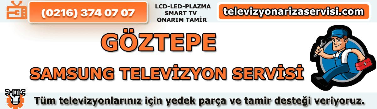 Göztepe Samsung Televizyon Servisi | 0216 374 07 07