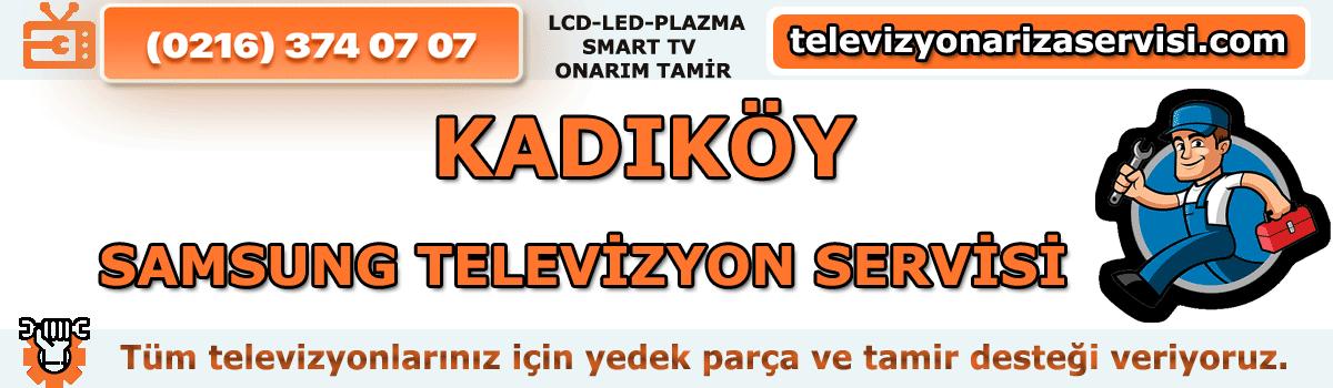 Kadıköy Samsung Televizyon Servisi | 0216 374 07 07