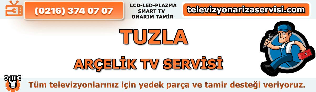 Tuzla Arçelik Tv Servisi