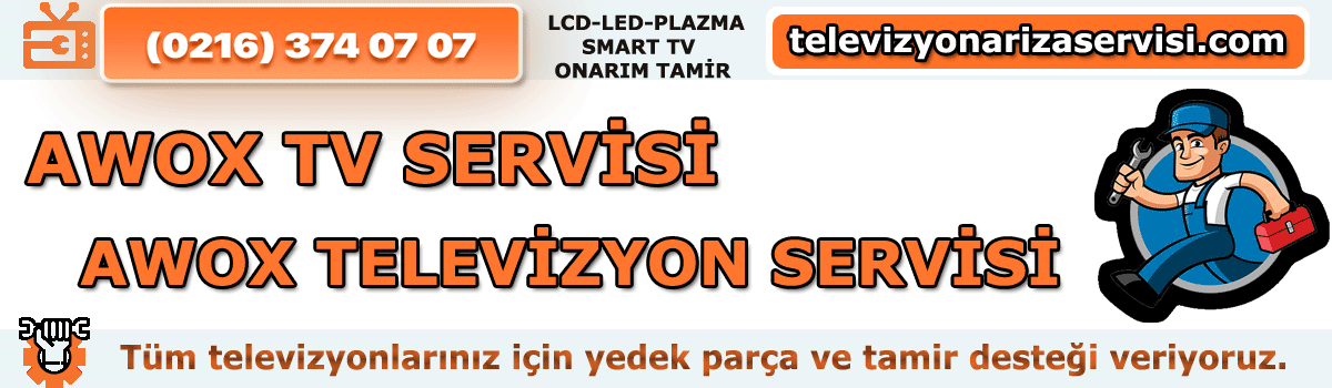 Awox Tv Servisi