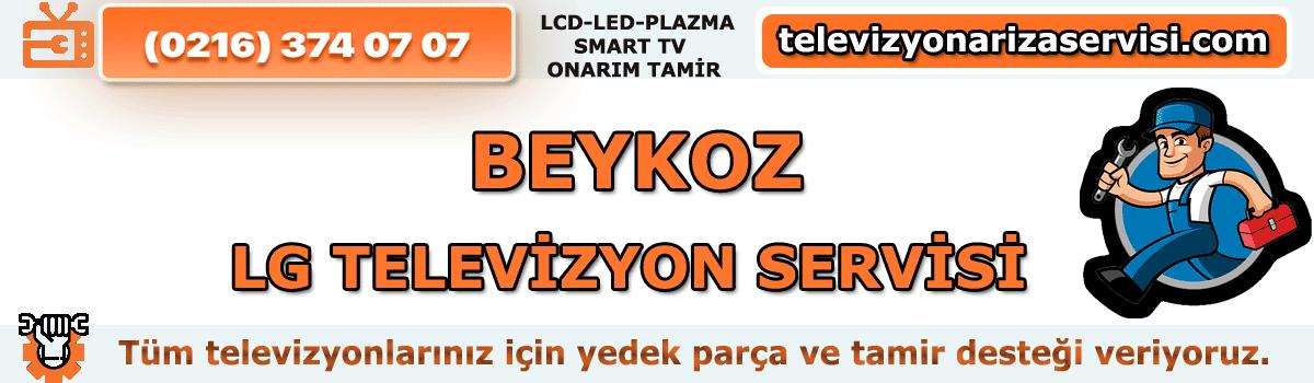 Beykoz Lg Televizyon Servisi