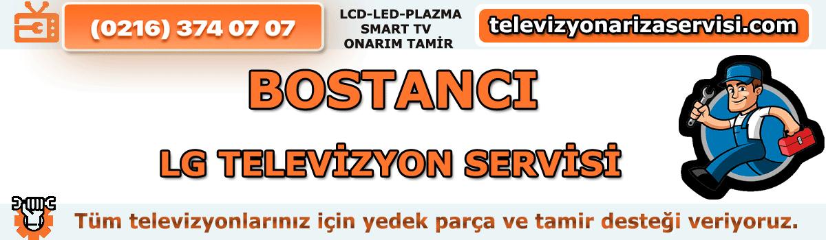 Bostancı Lg Televizyon Servisi