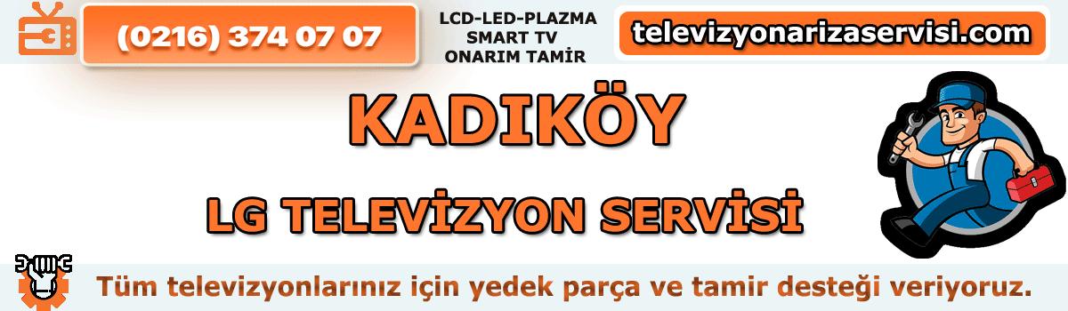 Kadikoy Lg Televizyon Servisi