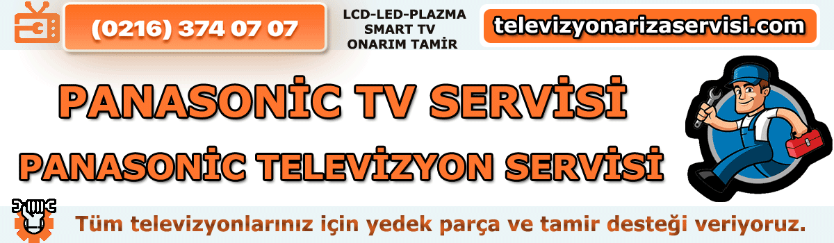 Panasonic Tv Servisi