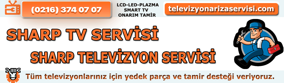 Sharp Tv Servisi
