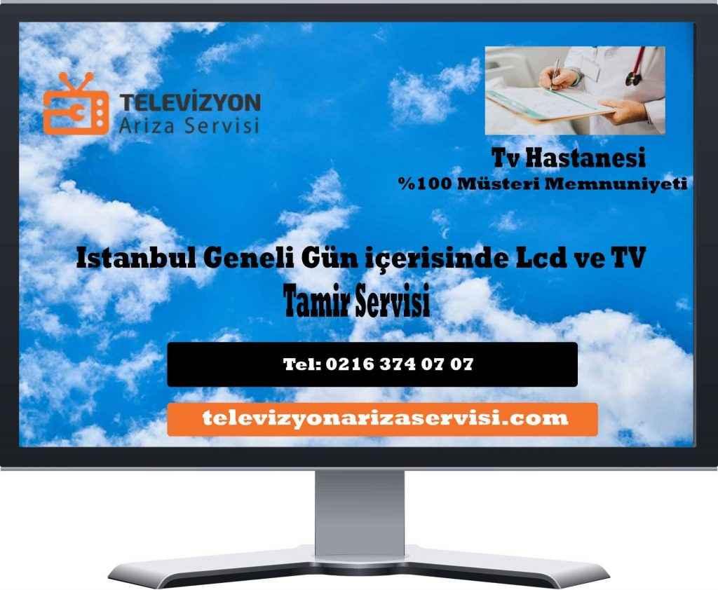 adalar lcd tv onarım firması