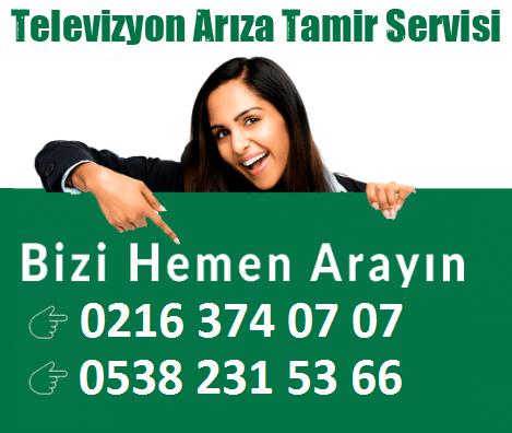 Ataşehir Sunny televizyon servisi, çağrı merkezi 0216 374 07 07 televizyonarizaservisi.com