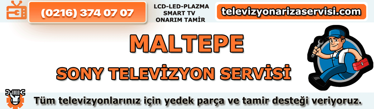 Maltepe Sonny Televizyon Servisi