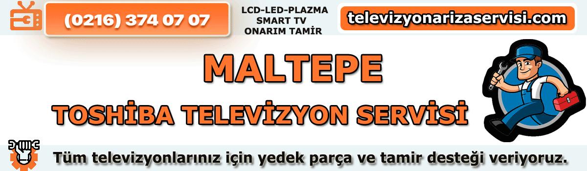 Maltepe Toshiba Televizyon Servisi