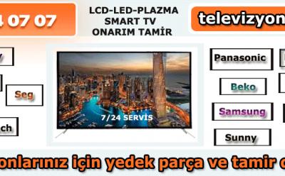 Orta Mahallesi Televizyon Tamircisi Servisi