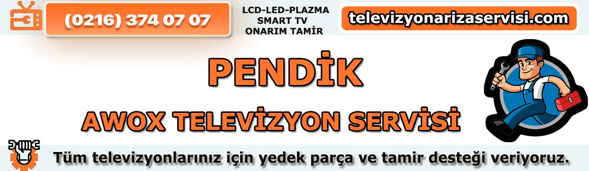 Pendik Awox Televizyon Servisi