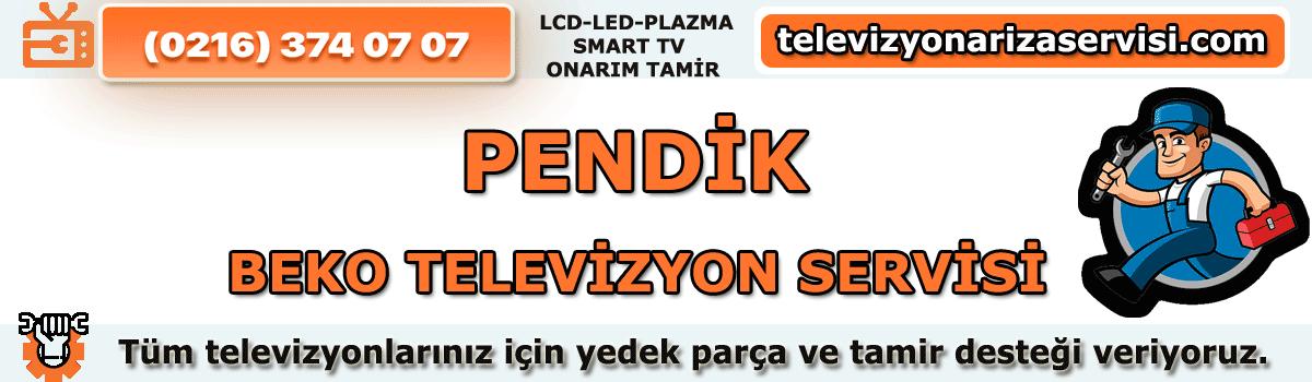 Pendik Beko Televizyon Servisi