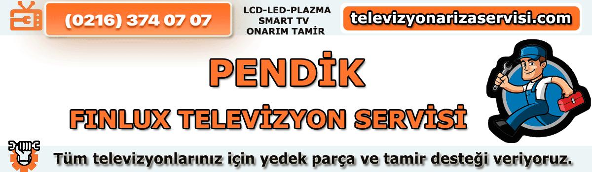 Pendik Finlux Televizyon Servisi
