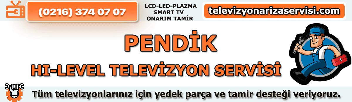 Pendik Hi-level Televizyon Servisi