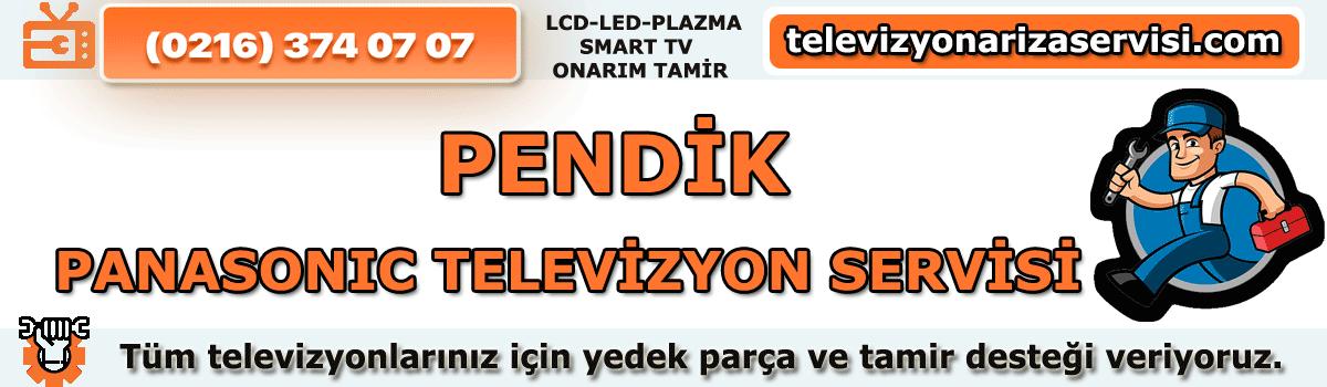 Pendik Panasonic Televizyon Servisi