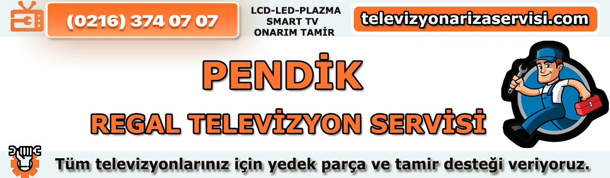 Pendik Regal Televizyon Servisi