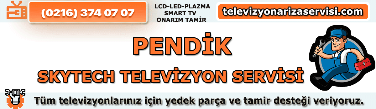 Pendik Skytech Televizyon Servisi