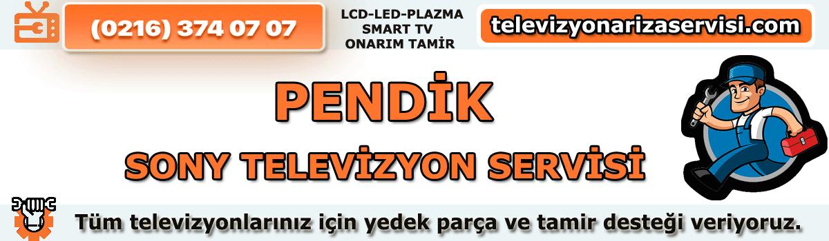 Pendik Sony Televizyon Servisi
