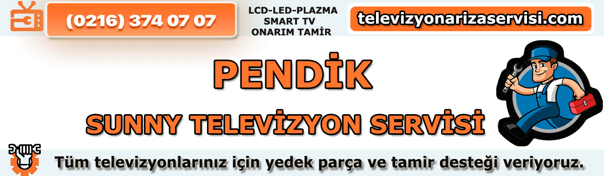 Pendik Sunny Televizyon Servisi