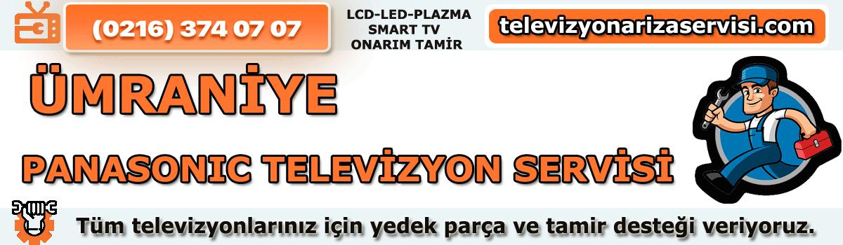 ÜMRANİYE PANASONIC TELEVİZYON SERVİSİ