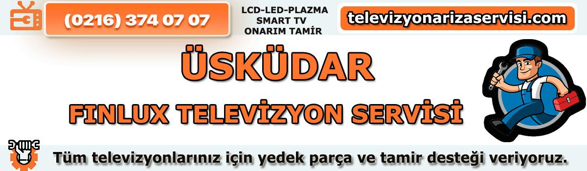 Üsküdar Finlux Televizyon Servisi