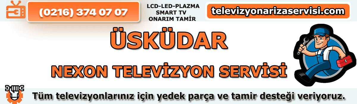 Üsküdar Nexon Televizyon Servisi