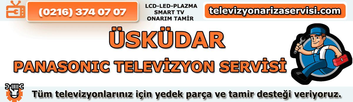 Üsküdar Panasonic Televizyon Servisi