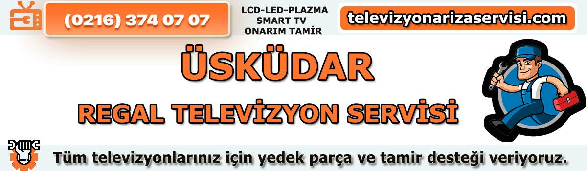 Üsküdar Regal Televizyon Servisi