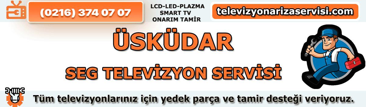 Üsküdar Seg Televizyon Servisi