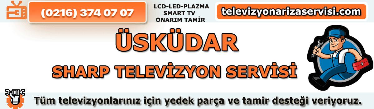 Üsküdar Sharp Televizyon Servisi