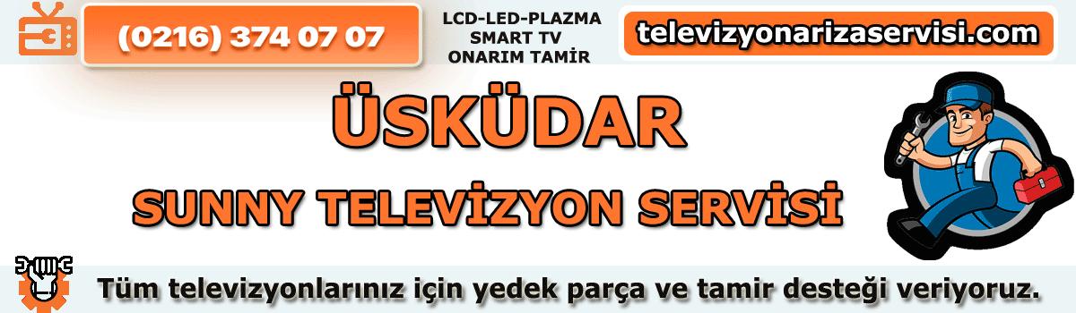 Üsküdar Sunny Televizyon Servisi