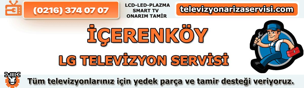 İçerenköy Lg Televizyon Tamircisi