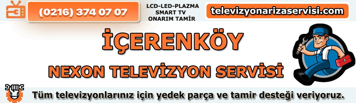Içerenköy Nexon Televizyon Tamirci Servisi