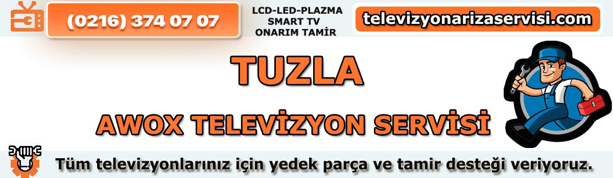 Tuzla Awox Televizyon Servisi