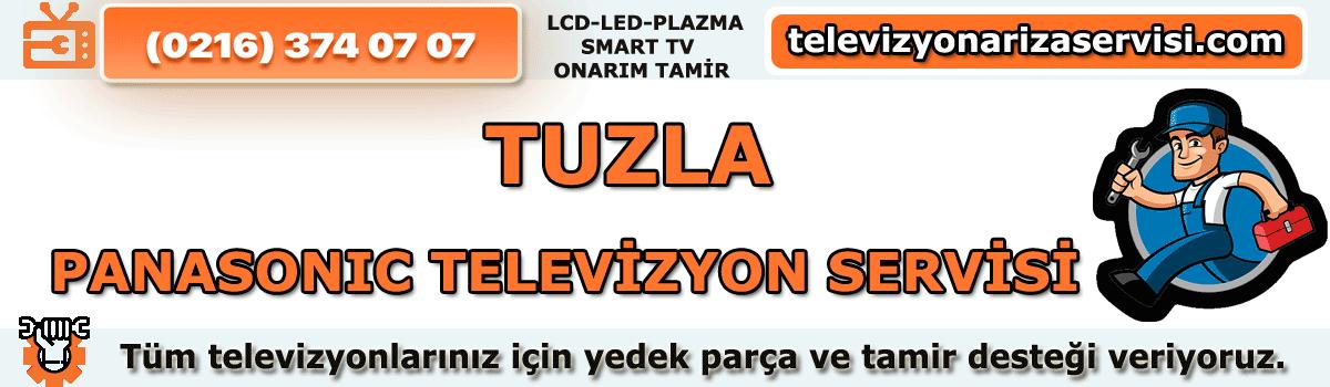 Tuzla Panasonic Televizyon Servisi