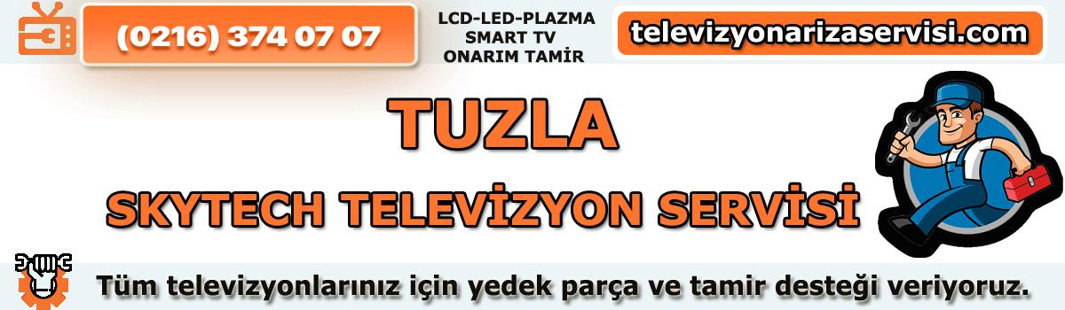 Tuzla Skytech Televizyon Servisi