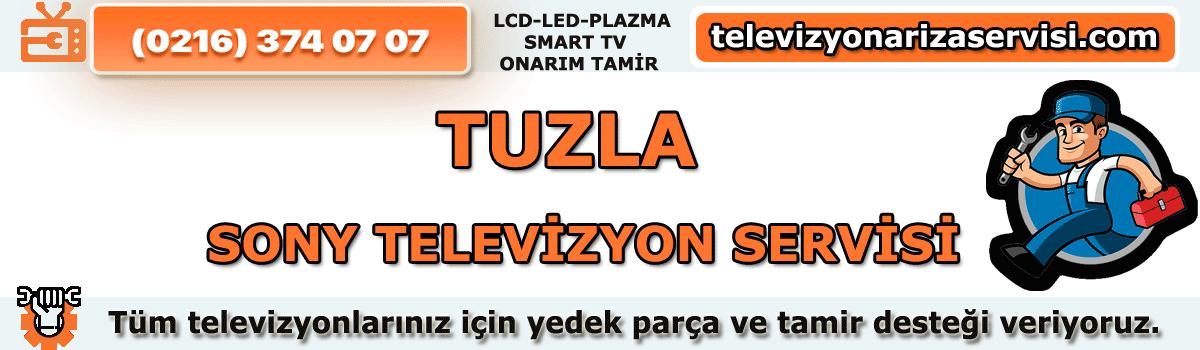 Tuzla Sony Televizyon Servisi