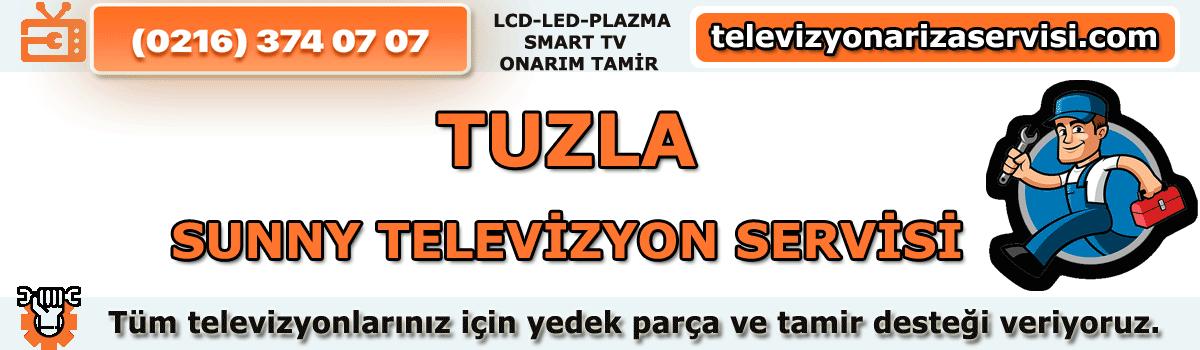 Tuzla Sunny Televizyon Servisi