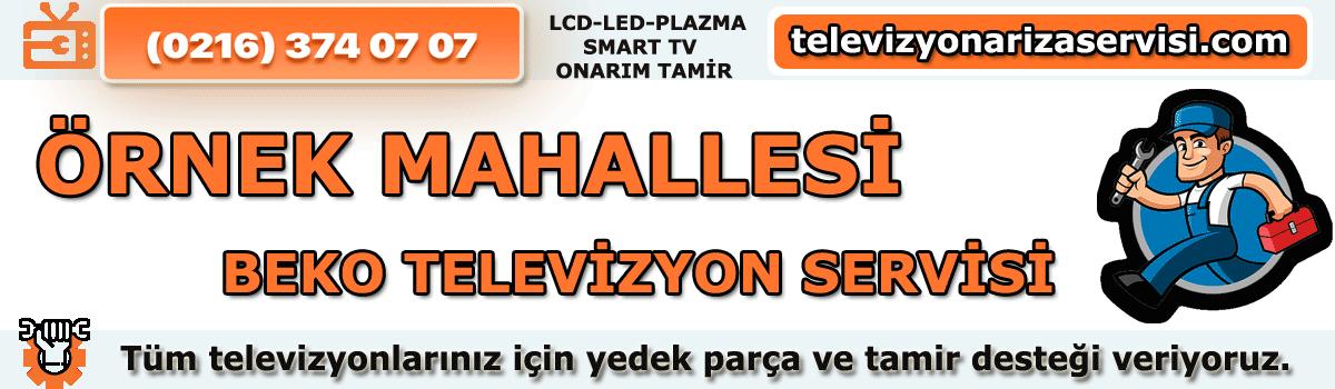 Örnek Mahallesi Beko Televizyon Tamircisi Tv Servisi 0216 374 07 07