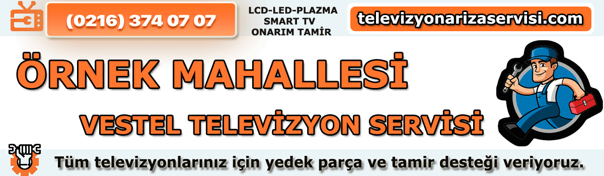 Örnek Mahallesi Vestel Tv Tamircisi Tv Servisi Tv Tamiri 0216 374 07 07