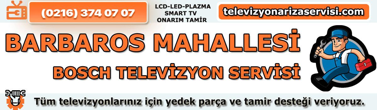 Barbaros Mahallesi Bosch Tv Tamircisi Tv Servisi 0216 374 07 07