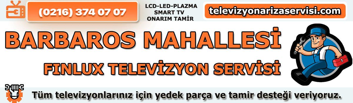 Barbaros Mahallesi Finlux Televizyon Tamircisi Tv Servisi 0216 374 07 07