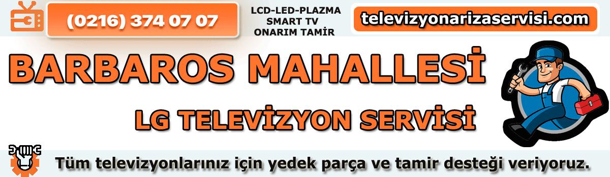 Barbaros Mahallesi Lg Tv Tamircisi Tv Servisi Lg Tv Tamiri 0216 374 07 07