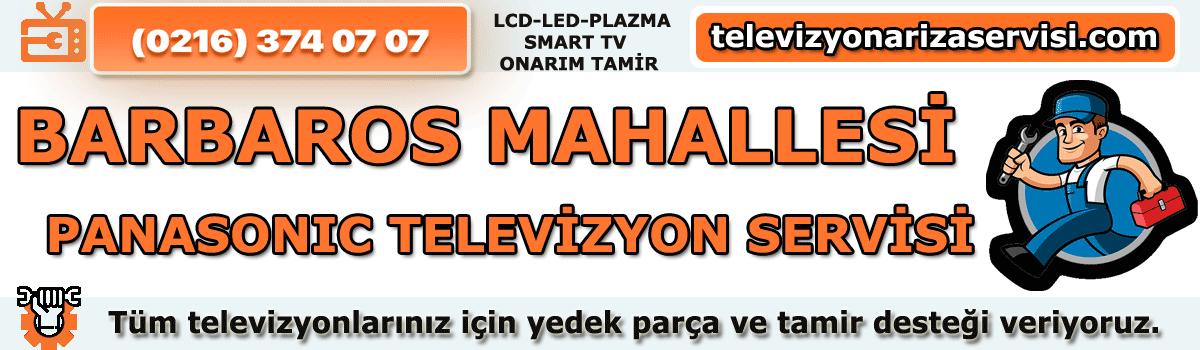 Barbaros Mahallesi Panasonic Tv Tamircisi Tv Servisi Özel Servis