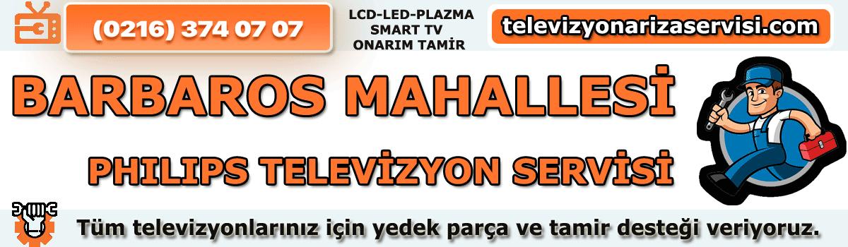 Barbaros Mahallesi Philips Televizyon Tamircisi Tv Servisi 0216 374 07 07