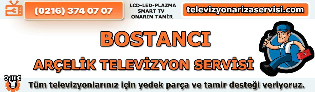 Bostancı Arçelik Tv Tamircisi Tv Tamiri 0216 374 07 07