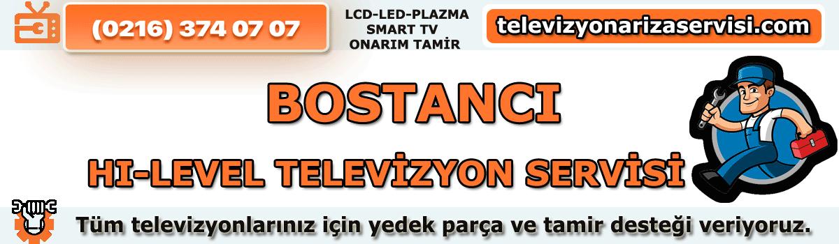 Bostancı Hi Level Tv Tamircisi Özel Tv Servisi Tv Tamiri 0216 374 07 07