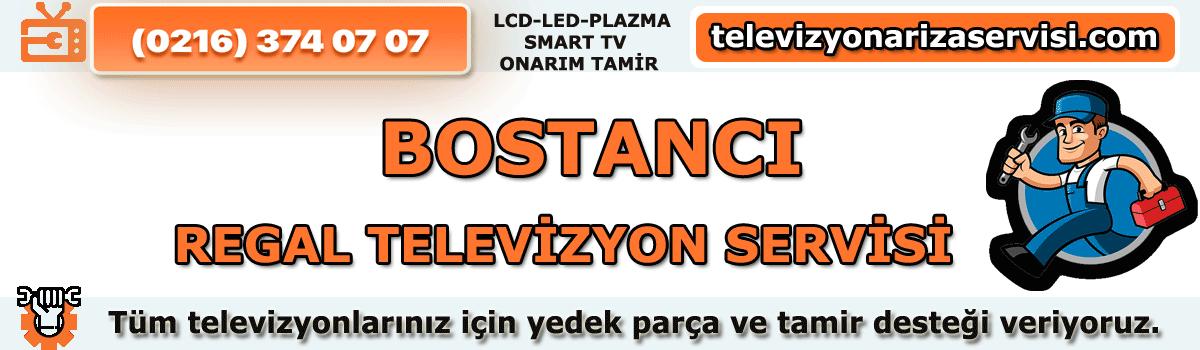 Bostancı Regal Televizyon Tamircisi Özel Tv Servisi 0216 374 07 07