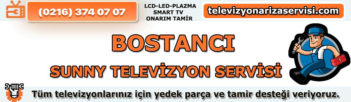Bostancı Sunny Televizyon Tamircisi Tv Servisi Tv Tamiri 0216 374 07 07